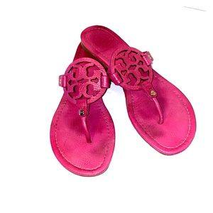 Dark Pink Miller Sandal